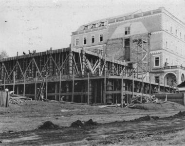 Construção do Seminário São José